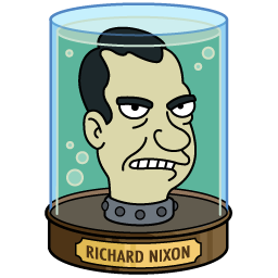 RichardNixonsHead